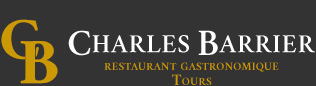 Charles Barrier - Restaurant gastronomique à Tours (37)